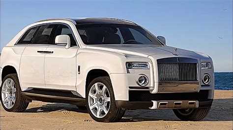 roll royce suv rolls royce suv 2018 youtube