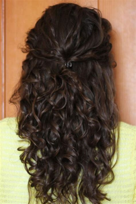 hairstyles for school ideas 27 curly hairstyles for school elle hairstyles