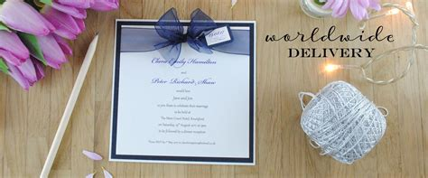 Handmade Invitations Uk - luxury handmade wedding invitations wedding stationery