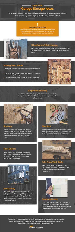 High Quality Best Garage Storage Top Garage Storage Ideas With Infographic Doormatic Garage Doors
