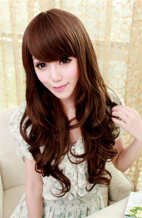 hairstyles cute cute hairstyles for asian hair women hairstyle ware