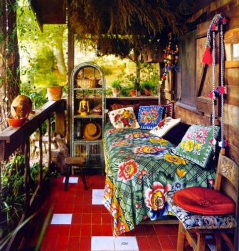 bohemian decorating 20 awesome bohemian porch d 233 cor ideas digsdigs
