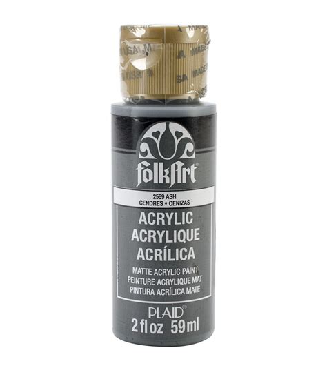 folk acrylic paint thinner folkart acrylic paint 2oz jo