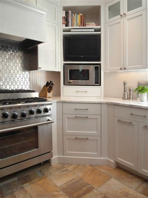kitchen corner base cabinet home