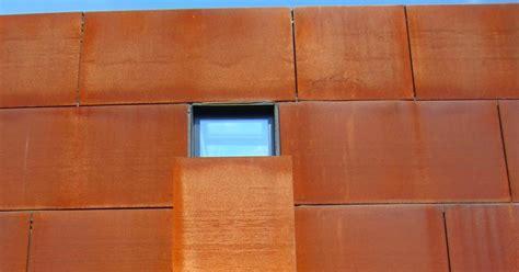 g nstige u k chen fr 214 bel metallbau balkon aus cortenstahl