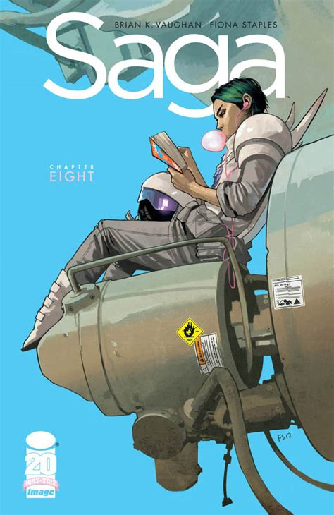 review saga 8 major spoilers comics news reviews