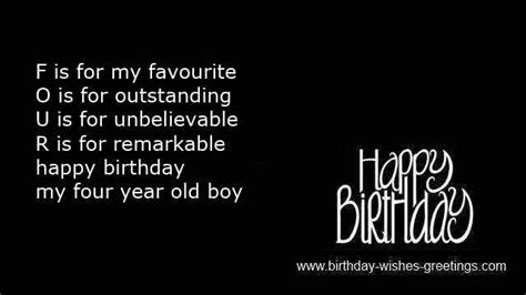 Happy 4th Birthday Quotes Happy Fourth Birthday Quotes Quotesgram