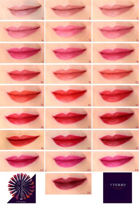 by terry velvet rouge lipstick swatches by terry rouge expert click stick is a 3 in 1 hybrid home