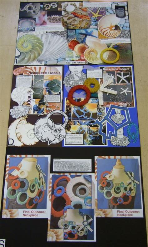 themes my higher art design unit 17 best images about jewellery layout examples on