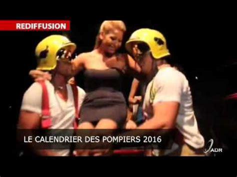 Calendrier De Pompier Le Calendrier Des Pompiers 2016