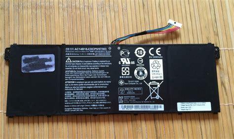 Battery Acer Es1 511 Es1 512 V5 472 V5 473 V5 572 V5 573 P3 131 R7 discount acer aspire es1 512 laptop battery new acer