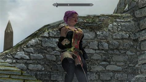 skyrim skimpy clothes mod skyrim mod of the day skimpy armor and clothing replacer