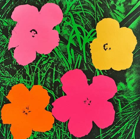 fiori di andy warhol andy warhol ber 252 hmteste werke und kurzbiographie