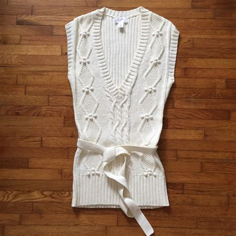 sleeveless cable knit sweater 57 loft sweaters loft sleeveless cable knit sweater
