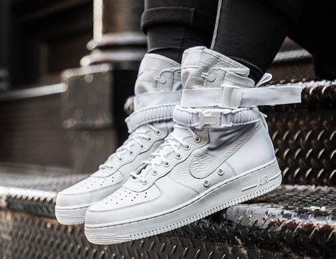 Sepatu Nike Air 1 Special Field Mid White Premium Quality nike special field air 1 on photos sneaker