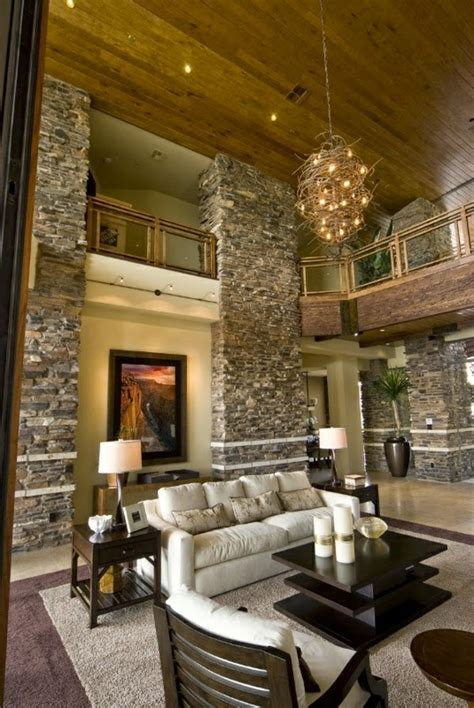 stone wall living room living room design ideas natural stone wall in the interior