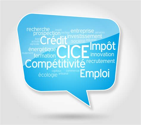 Credit D Impot Formation Chef Entreprise Cice
