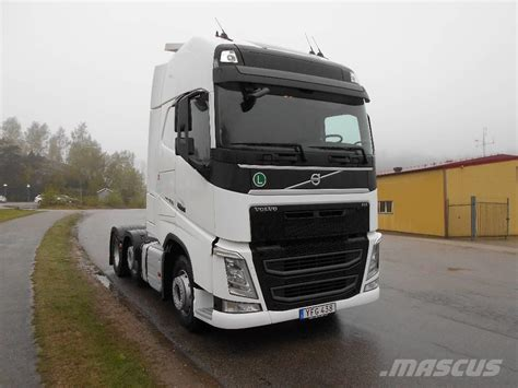 volvo fh 460 used volvo fh 460 6x2 adr 15 tractor units year 2015 for