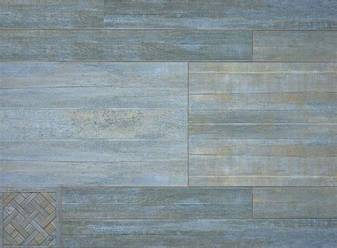 Floors Series by Porcelain 12x24 Tile White Wash Barrique Series Blue