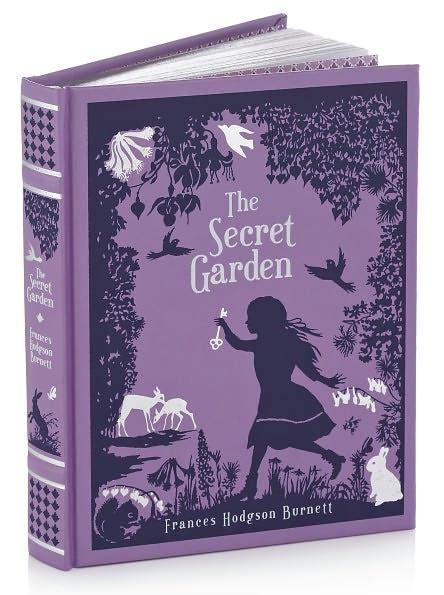 libro the secret garden barnes the secret garden barnes noble leatherbound classics great reads 학교