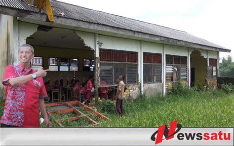 ratusan sekolah rusak  sumenep diajukan  dana rehab  dak news satu