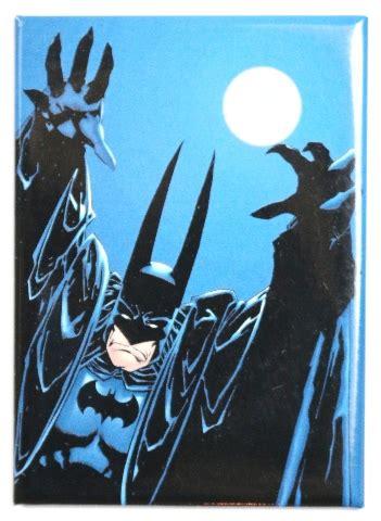 batman fridge magnet comic book dc comics  long