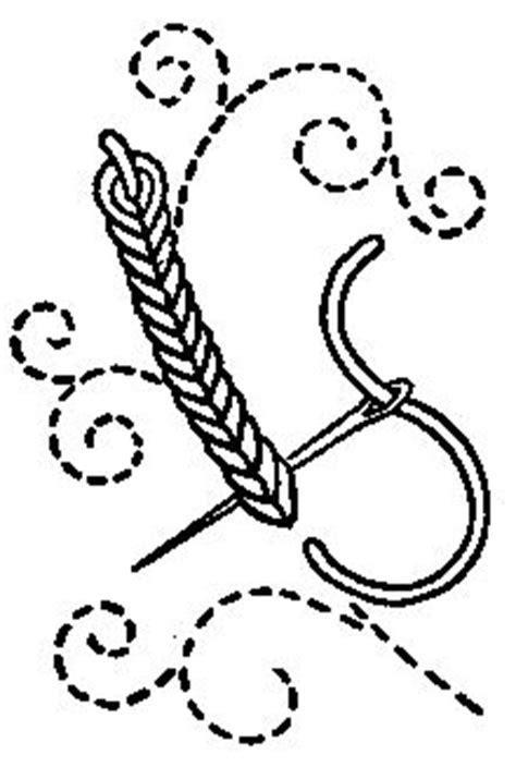 FLAT STITCHES: vocabulary 2: Flat Stitch by Mrs. A