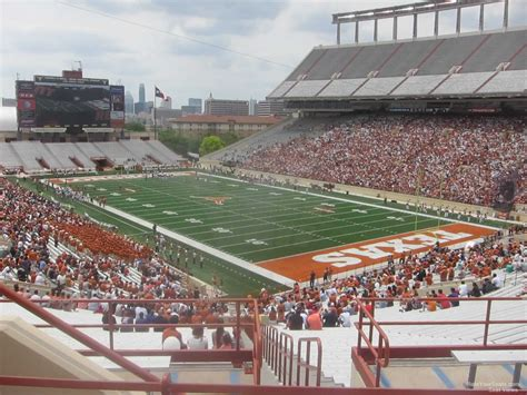 tex section dkr memorial stadium seating brokeasshome com