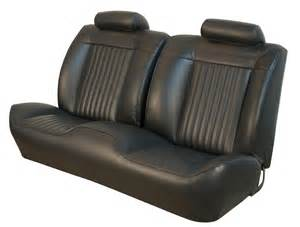 chevelle bench seat 1971 1972 chevelle el camino tmi sport front bench seat