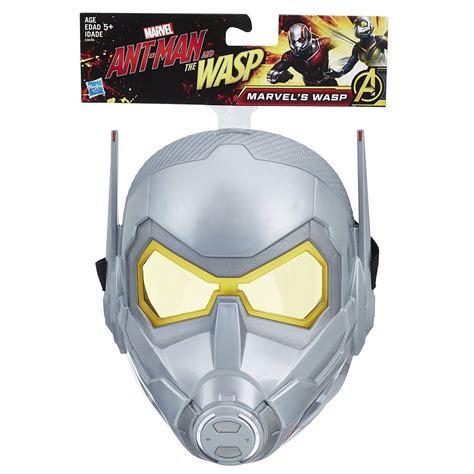 Masker Antman Set 3 marvel ant and the wasp wasp mask hasbro toys toywiz