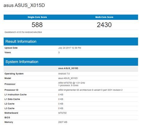 Dan Spesifikasi Asus Zenfone 2 Ram 4gb Rom 32gb asus zenfone go 2 nongol di geekbench usung 3gb ram dan