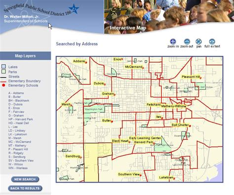 School District Lookup By Address Arcnews Winter 2007 2008 Issue School District Reap Benefits Of Gis