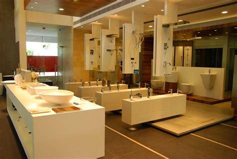 Corner Bath Shower bathroom designs showroom at jubilee hills hyderabad