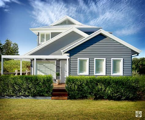 modern weatherboard house facades search house