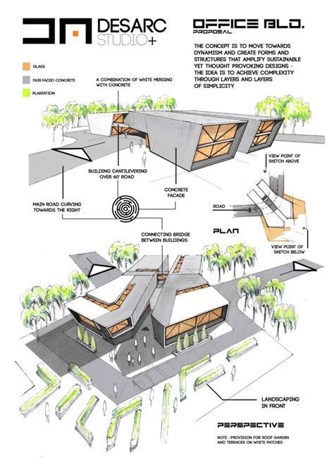 design concept presentation un manifiesto arquitectos en behance dibujo de