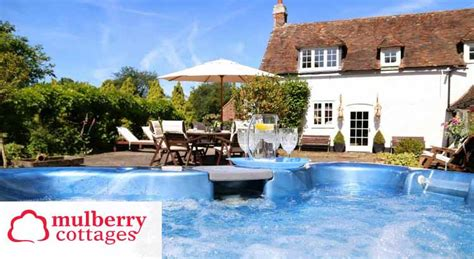 mulberry cottages save 50 off uk family break