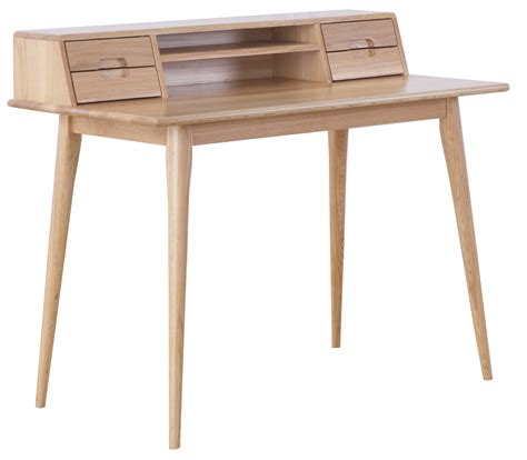 scandinavian desk new milan direct oscar scandinavian style desk