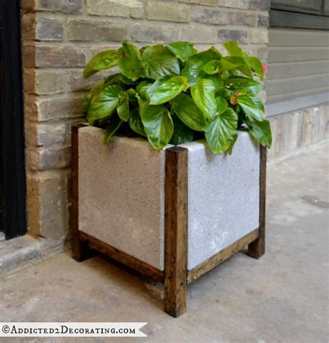 Concrete Planters Diy by 17 Best Ideas About Concrete Planters On
