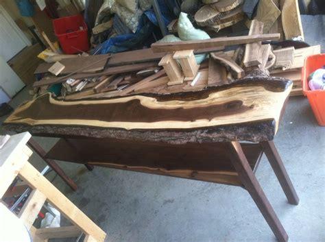 Walnut Sofa Table By Jkmdetail Lumberjocks Com