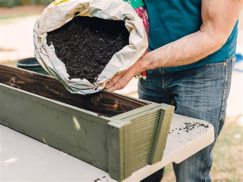 soil for window boxes window box planter tips landscaping ideas and hardscape