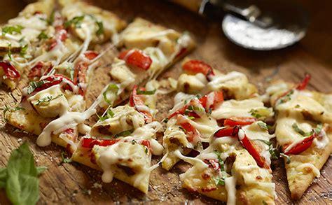 Olive Garden Chicken Flatbread by Grilled Chicken Flatbread Lunch Dinner Menu Olive