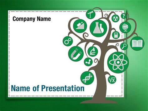 powerpoint templates knowledge free tree of knowledge powerpoint templates tree of knowledge