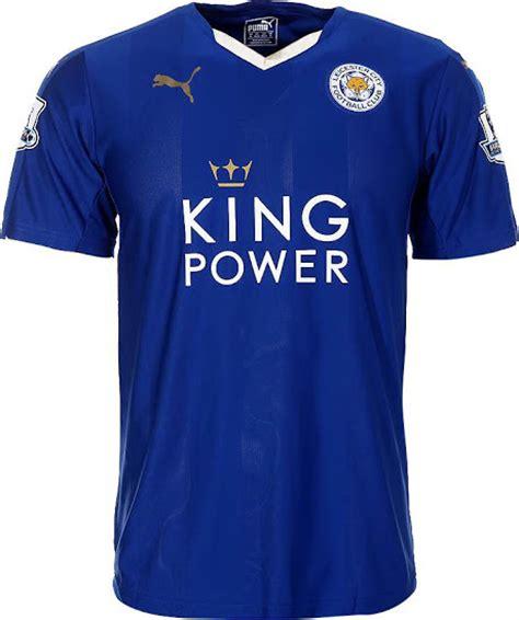 Kaos Tottenham Hotspur Logo jersey leicester city 2015 2016 terbaru kumpulan
