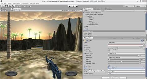 imagenes en unity 3d desarrollo de videojuegos unity 3d libgdx y cocos 2d