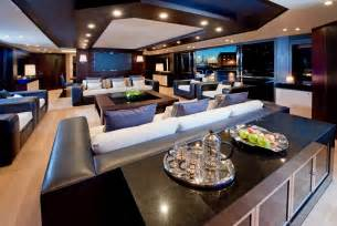 Sale Home Interior the main saloon of this yacht has been meticulously designed to be a