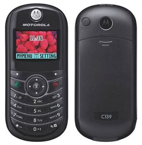 The Almost Disposable Motorola C139 Phone by How To Unlock Your Rogers Motorola C139 For Only 20 Cad
