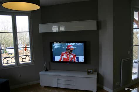 171 installer sa tv au mur conseils astuces et photos