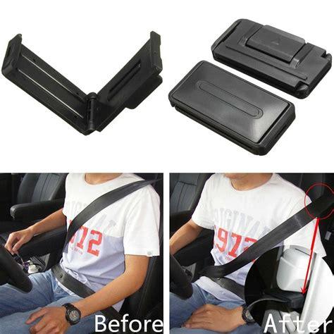 seat belts australia 2pcs black car safety seat belt adjuster clip cl