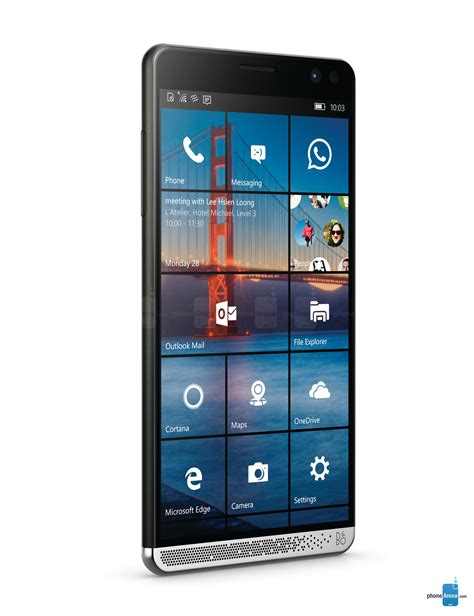 Hp Lg Windows Phone hp elite x3 specs