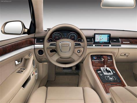 Audi A8L W12 quattro (2008) picture 20 of 32